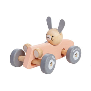 Bunny Racing Car - Little Owly