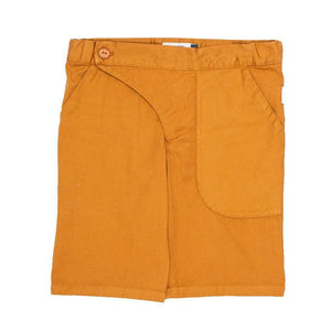Camel Pocket Shorts