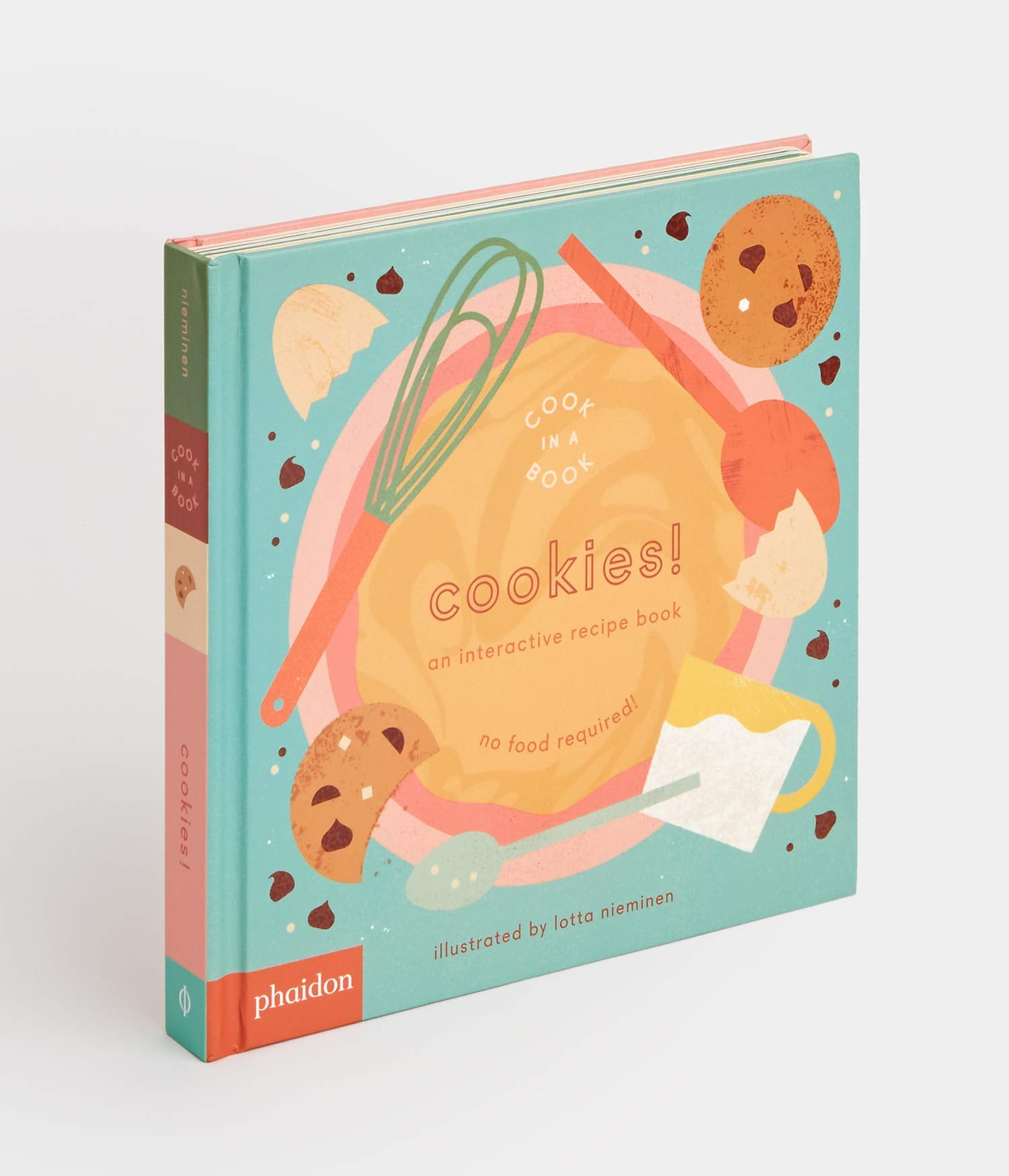 Cookies!: An Interactive Recipe Book