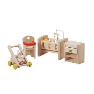 Nursery Set for Dollhouse - Little Owly