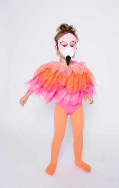 Flamingo Mask - Little Owly