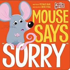 Mouse Says Sorry - Little Owly
