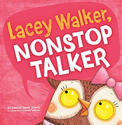 Lacey Walker, Nonstop Talker - Little Owly
