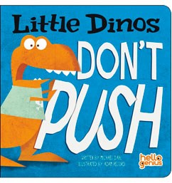 Little Dinos Don't Push - Little Owly