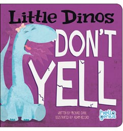 Little Dino's Don't Yell - Little Owly