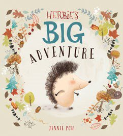 Herbie's Big Adventure Book - Little Owly