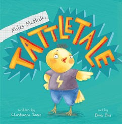 Miles McHale, Tattletale - Little Owly