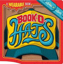 Book-O-Hats: A Wearable Book - Little Owly