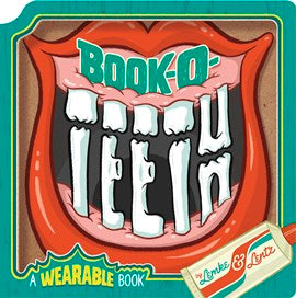 Book-O-Teeth: A Wearable Book - Little Owly