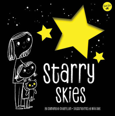 Starry Skies Learn About the Constellations Above Us Book - Little Owly