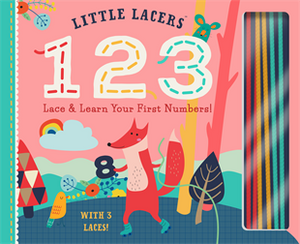 Little Lacers 1,2,3 - Little Owly