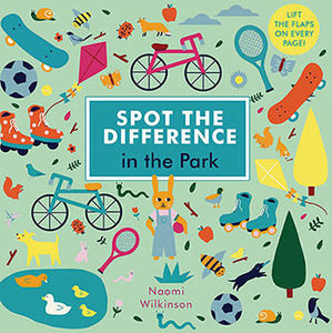 Spot the Difference: In the Park