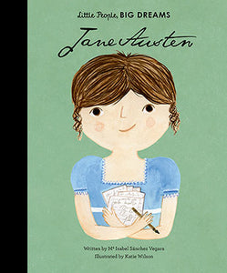 Jane Austen (Little People, Big Dreams) - Little Owly