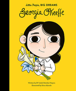 Georgia O'Keeffe (Little People, Big Dreams) - Little Owly