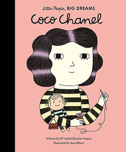 Coco Chanel (Little People, Big Dreams) - Little Owly