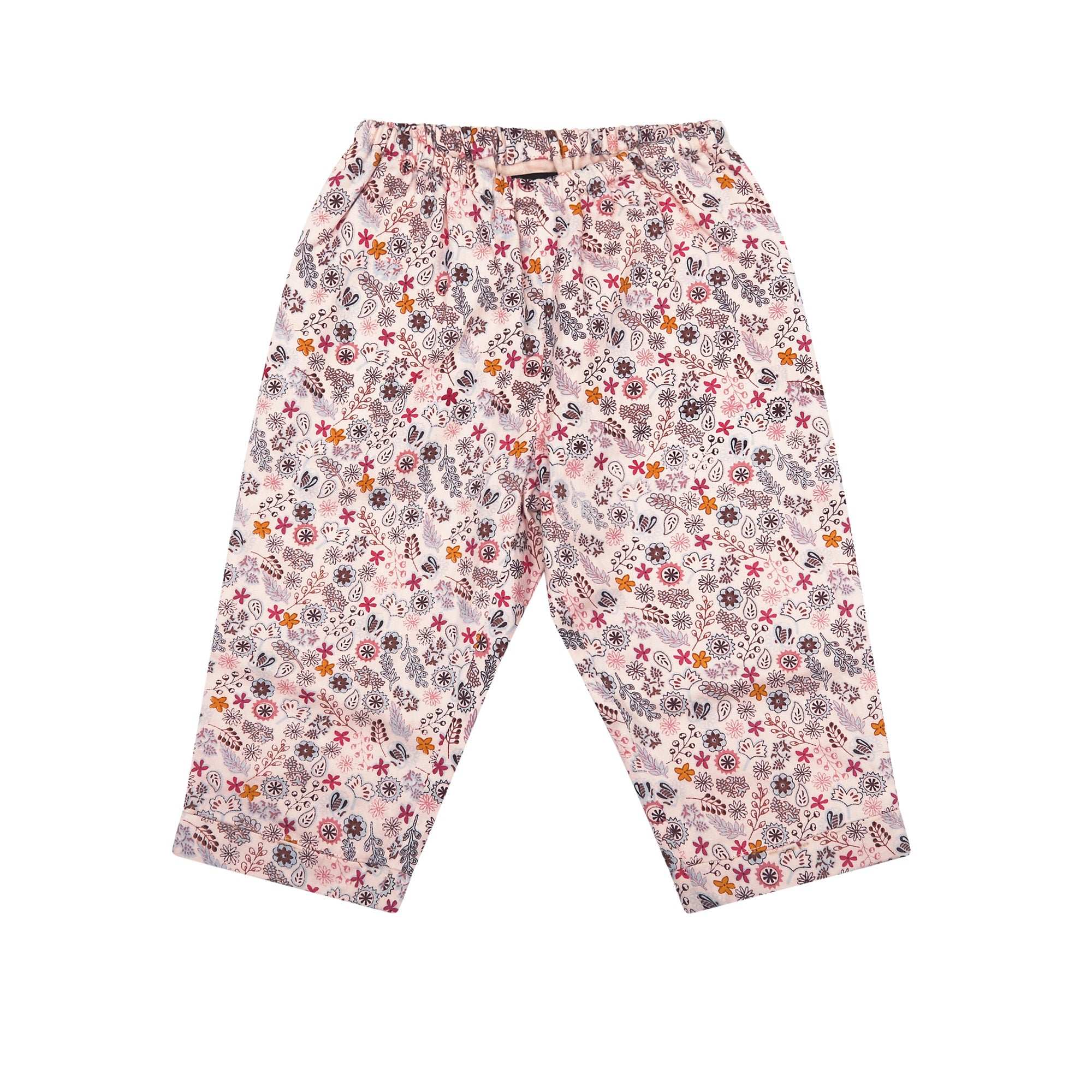 Bertie Printed Trousers - Little Owly