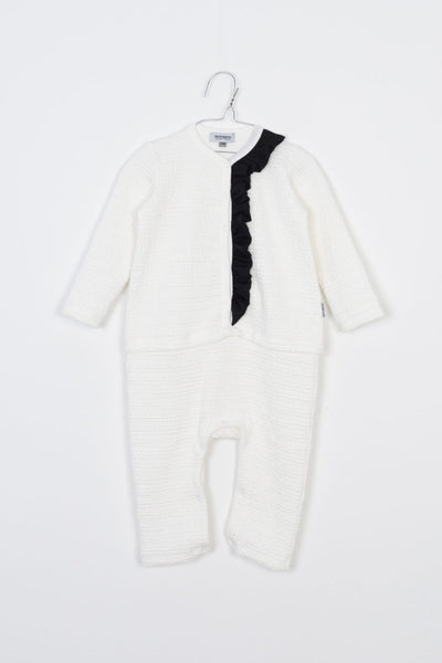 Ruffled Jumpsuit - Little Owly