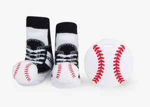 Baseball Teether Gift Set - Little Owly
