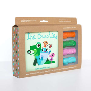 The Brushies Gift Set – The Whole Brushies Team