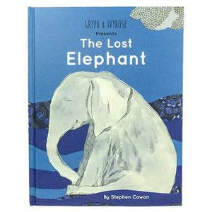 The Lost Elephant Book - Little Owly