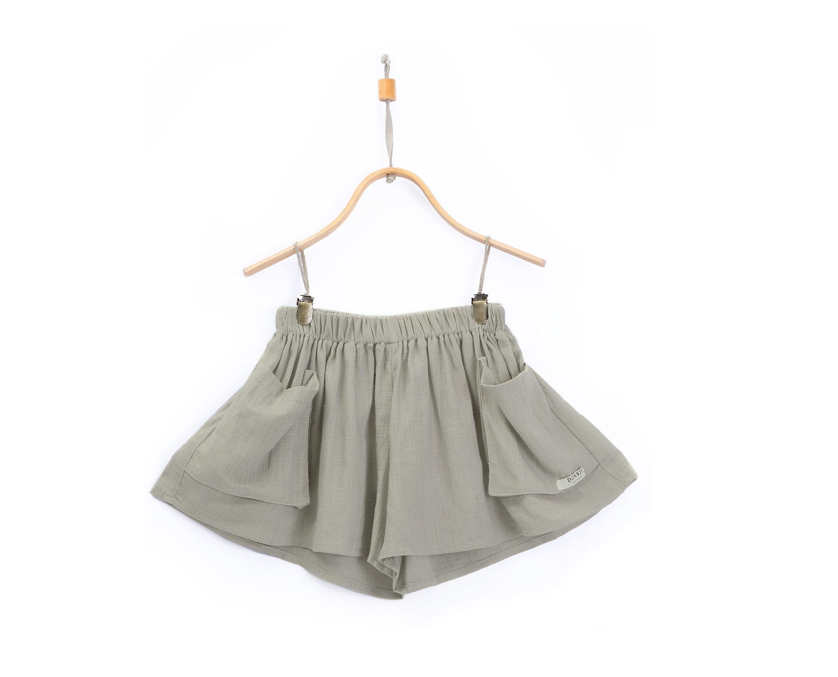 Carry Linen Blend Shorts - Little Owly