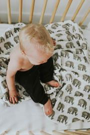 Elephant Swaddle - Little Owly