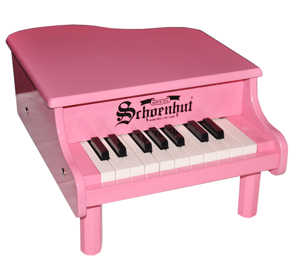 Mini Grand Piano 18-Key - Little Owly