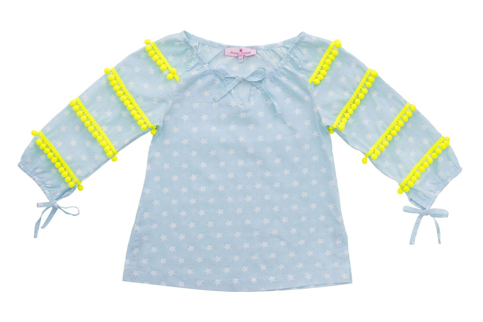 Juliette Star Cover Up Shirt - Little Owly