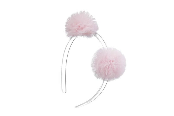 Pom Pom Headband - Little Owly