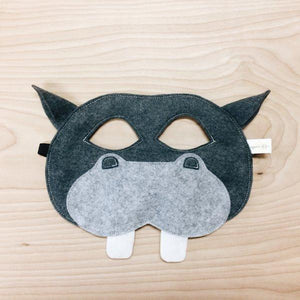 Hippo Mask - Little Owly