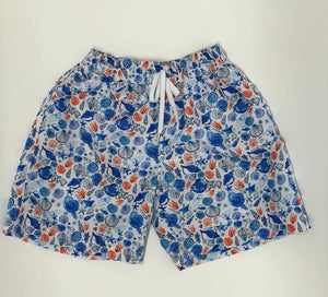 Underwater Aura Resort Shorts - Little Owly