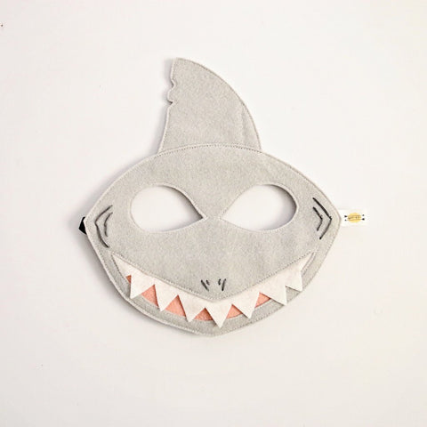 Shark Mask - Little Owly