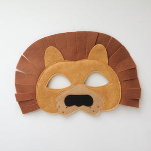 Lion Mask - Little Owly