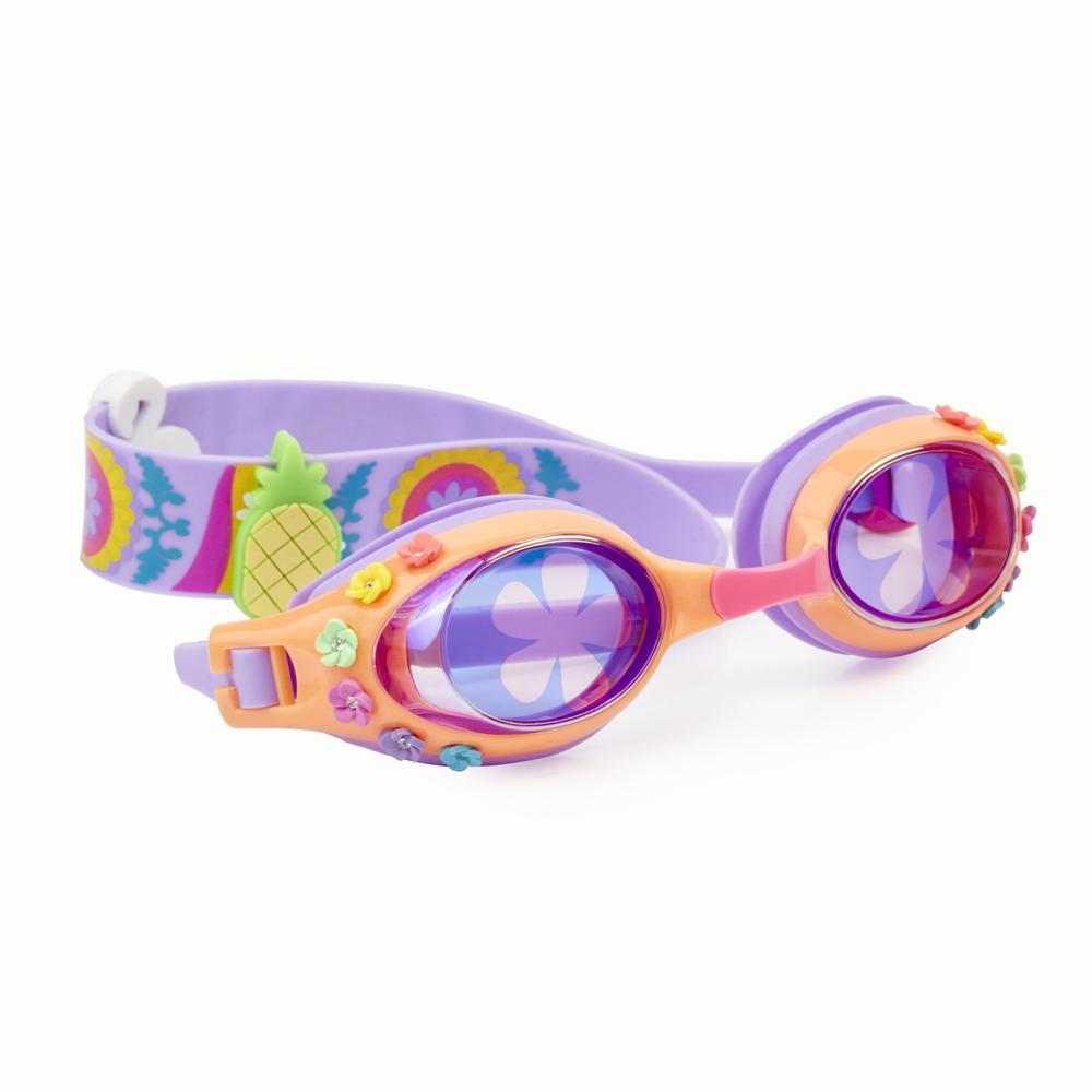 Let's Flamingle Girls Swim Goggles - Little Owly