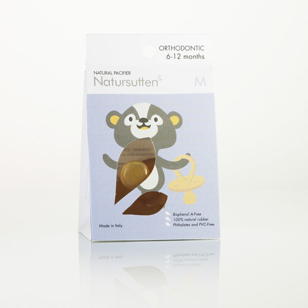 Natursutten Orthodontic Pacifier - Little Owly