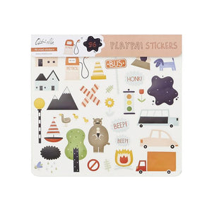 Playpa Stickers - Little Owly