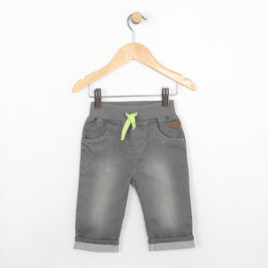 Grey Super Soft Jeans - Little Owly
