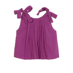 Imani Orchid Top - Little Owly