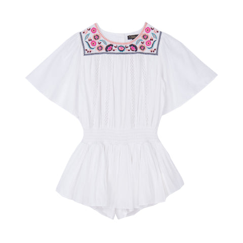 Blair Playsuit - Little Owly