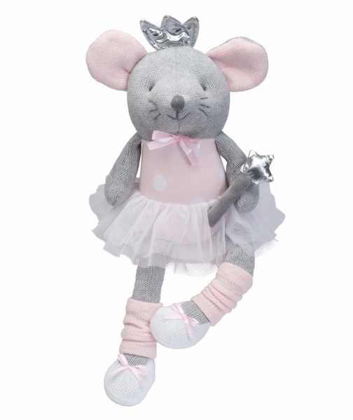 Mousie Knittie Bittie Doll - Little Owly