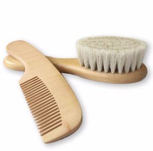 Brush & Comb Set - Little Owly