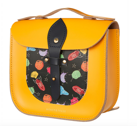 Space Rocket Scooter Satchel - Little Owly