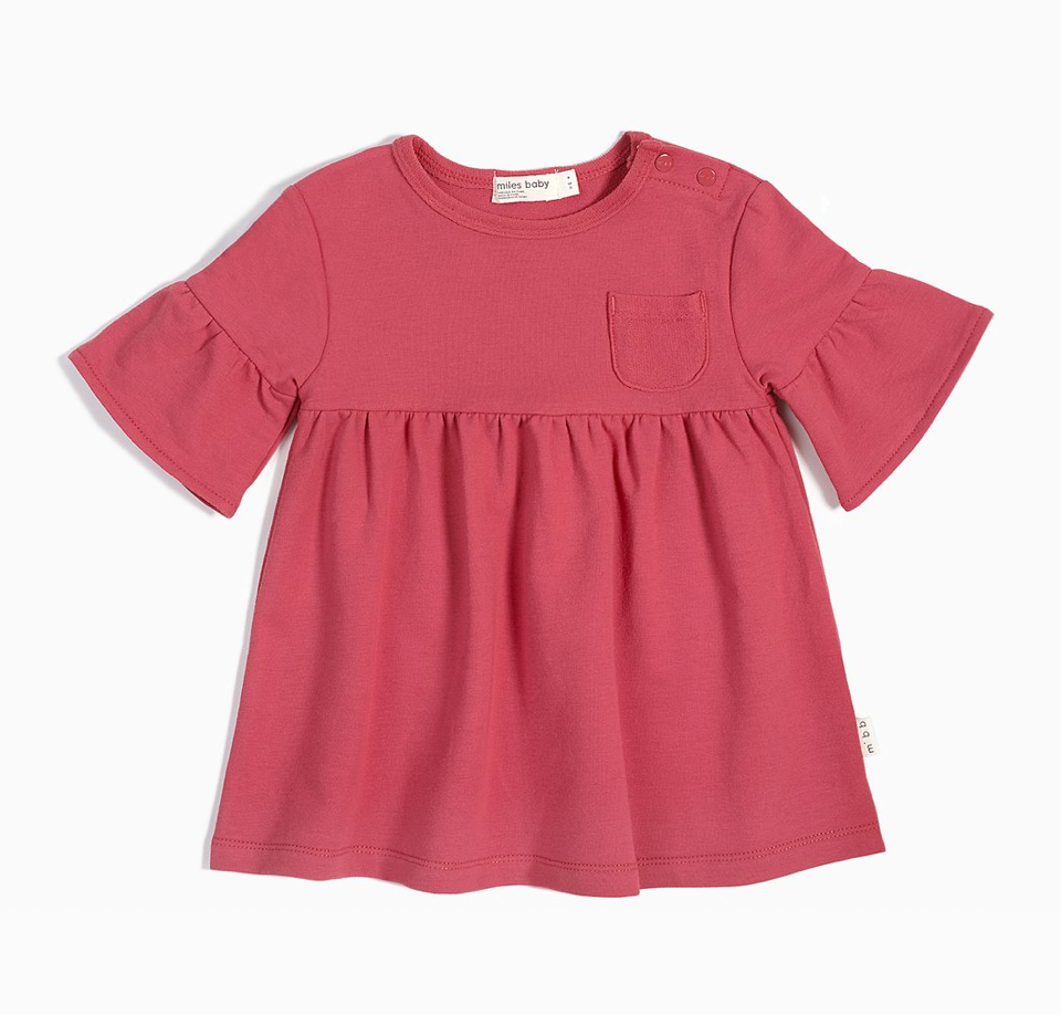 Raspberry Dress - Little Owly