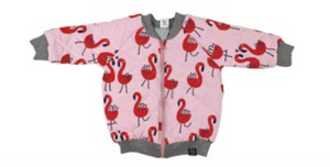 Bomber Style Jacket - Little Owly