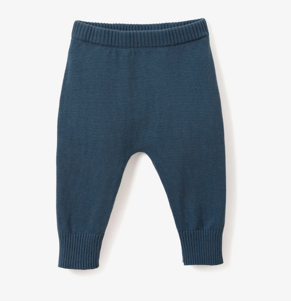 Fine Knit Cotton Baby Pant - Little Owly