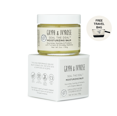 Seal the Deal Moisturizing Balm - Little Owly