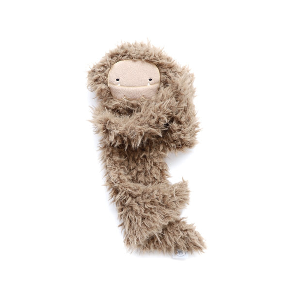 Slumberkins Big Foot Snuggler - Little Owly