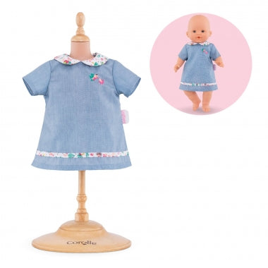Tropi Robe Dress for Baby Doll - Little Owly
