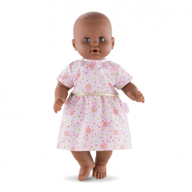 Pink Robe Dress for Corolle Dolls - Little Owly