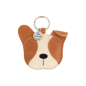 Wookie Pug Key Chain